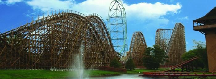 Six Flags Great Adventure(シックスフラッグス・グレート・アドベンチャー)