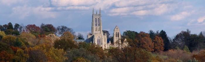 Bryn Athyn Cathedral(ブライン・アタイン大聖堂)