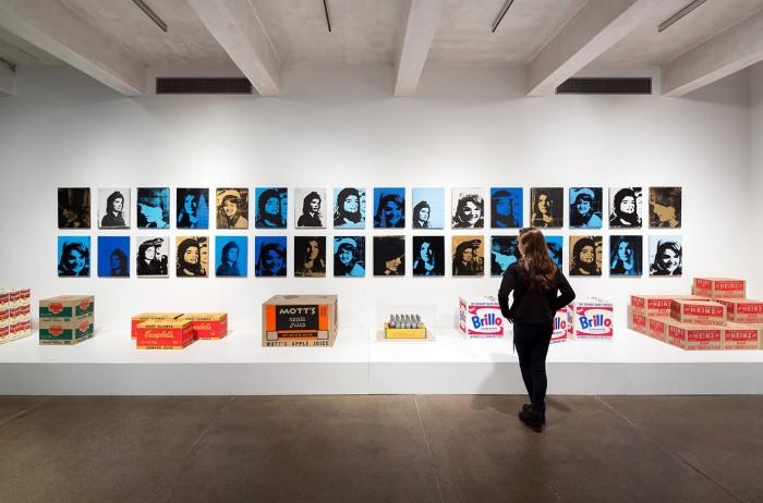 The Andy Warhol Museum(アンディ・ウォーホル美術館)
