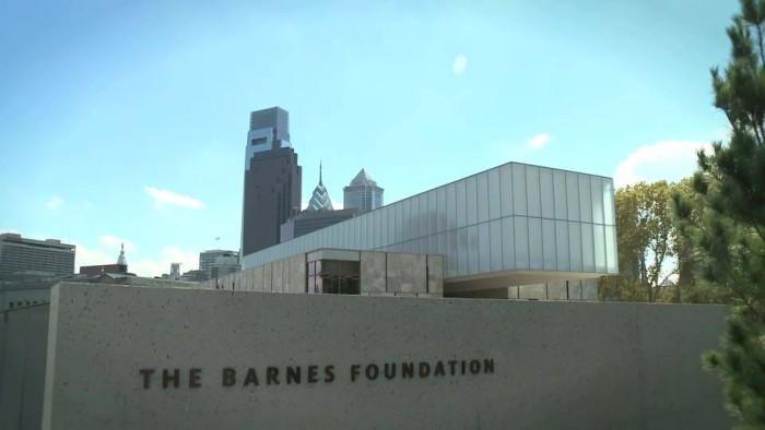 Barnes Foundation(バーンズ コレクション)