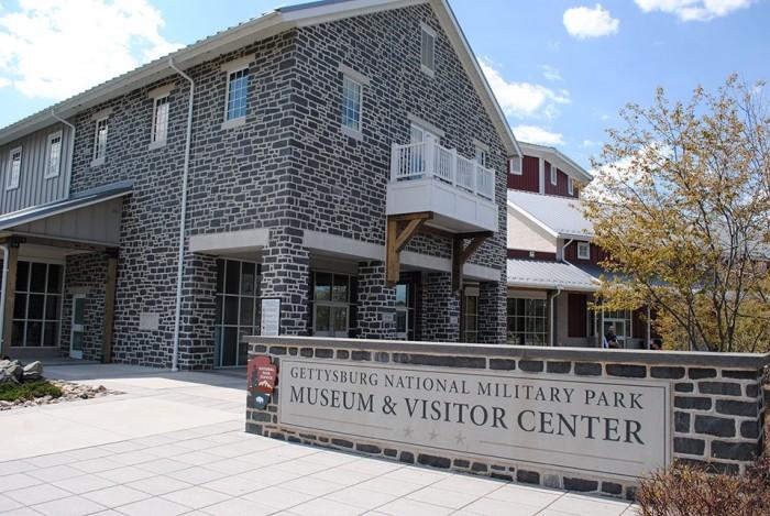 Gettysburg National Military Park(ゲティスバーグ国立軍事公園)