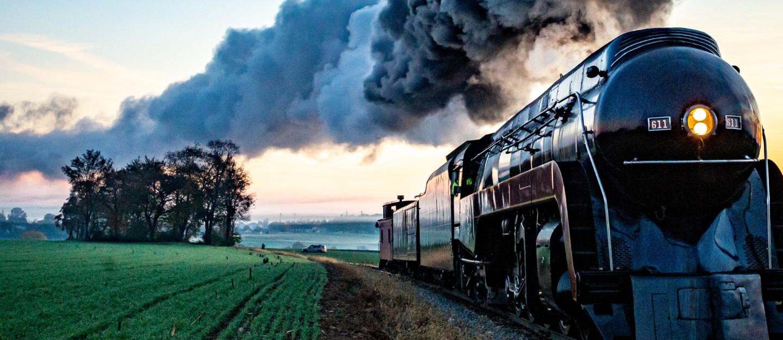 Strasburg Rail Road(ストラスバーグ・レイル・ロード)