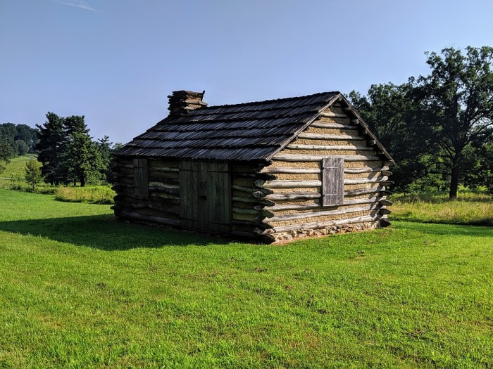 Valley Forge National Historic Park(バレー・フォージ・ナショナル・ヒストリック・パーク)