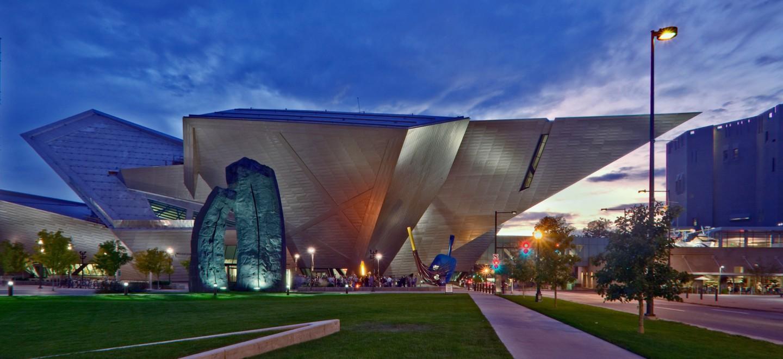 Denver Art Museum(デンバー美術館)