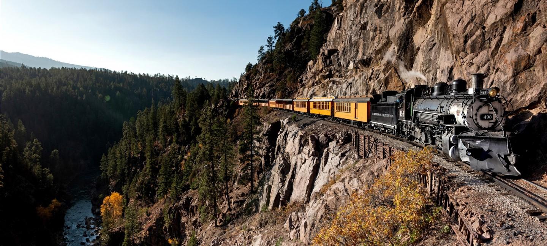 Durango Silverton Railroad Durango, Co(デュランゴ&シルバートン)