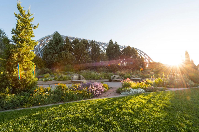 Denver Botanic Gardens(デンバー植物園)