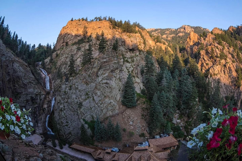 The Broadmoor Seven Falls(ザ・ブロードモア・セブン・フォールズ)