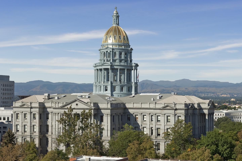 Colorado State Capitol(コロラド州議事堂)