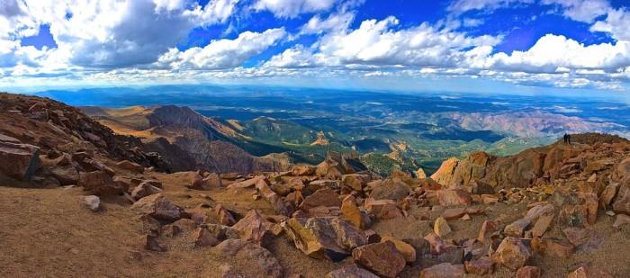 Pikes Peak(パイクスピーク)