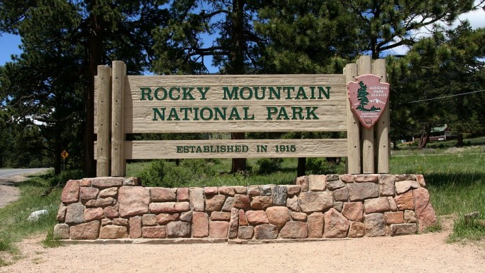 Rocky Mountain National Park(ロッキーマウンテン国立公園)