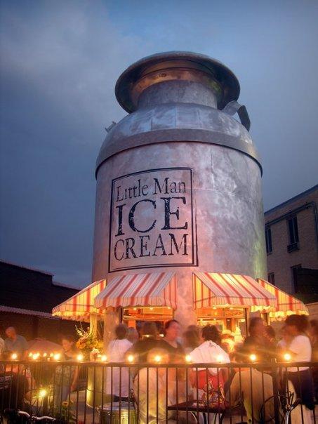 Little Man Ice Cream(リトルマン・アイスクリーム)