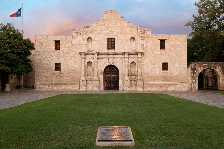 The Alamo(アラモ砦)