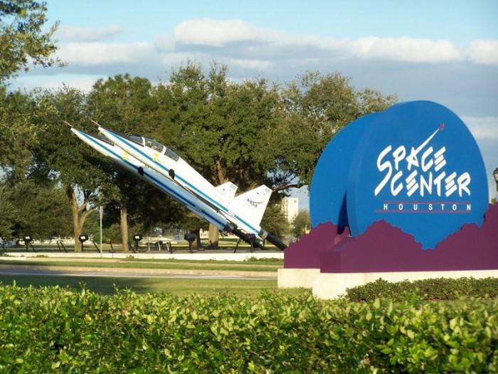 Space Center Houston(ヒューストン宇宙センター)