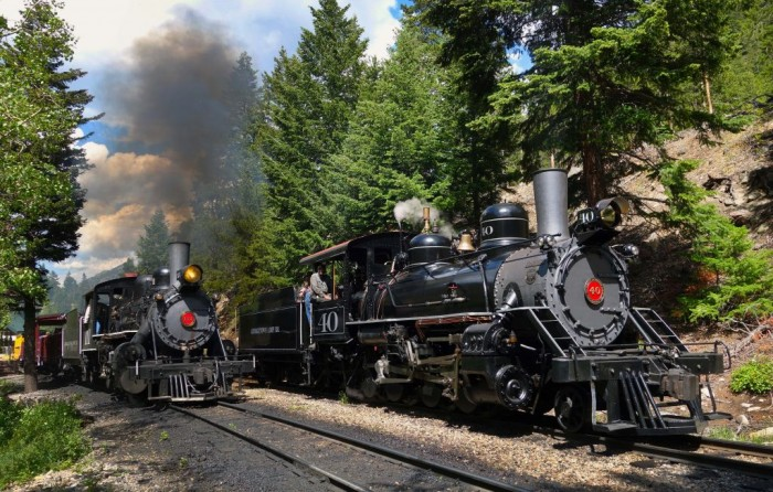 Georgetown Loop Railroad(ジョージタウン・ループ鉄道)