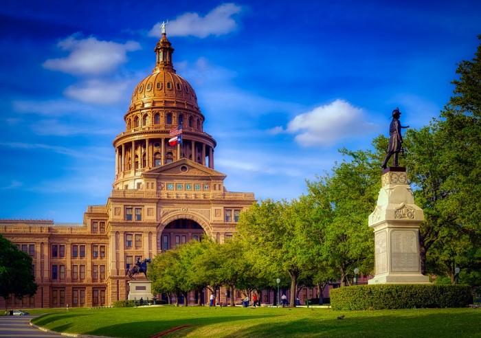 Texas Capitol(テキサス州議会議事堂)