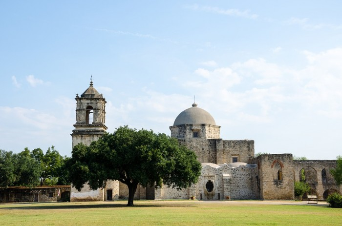 San Antonio Missions National Historical Park(サン・アントニオ・ミッションズ国立歴史公園)