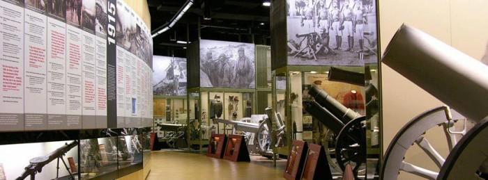 National WWI Museum and Memorial(国立第一次世界大戦記念博物館)