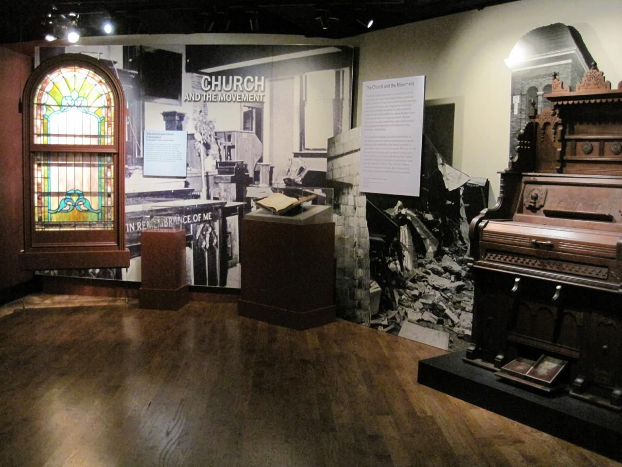 International Civil Rights Center & Museum(インターナショナルシビルライツセンター&ミュージアム)