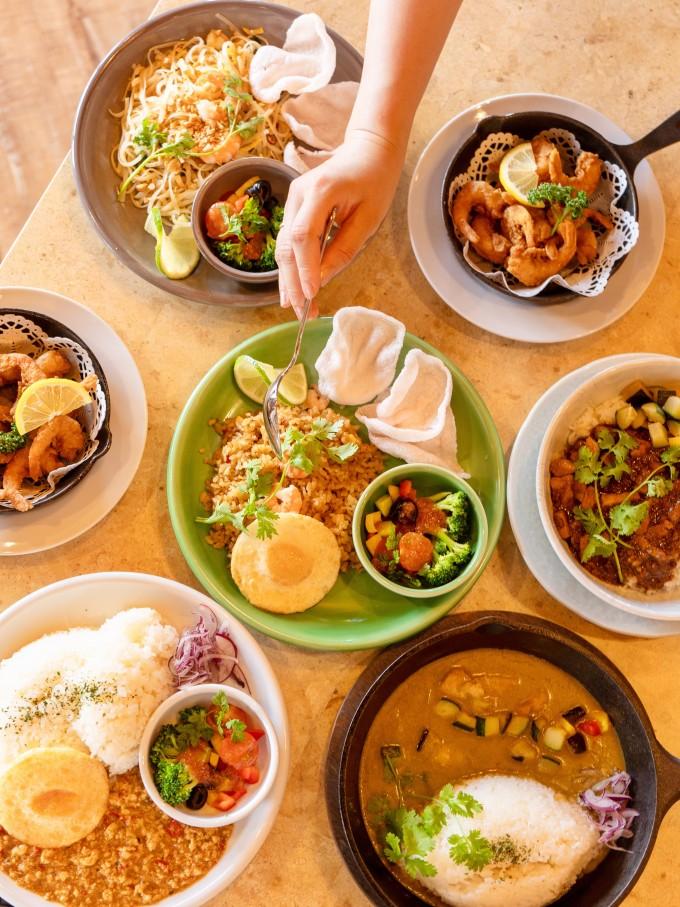 ENAKアジアン料理