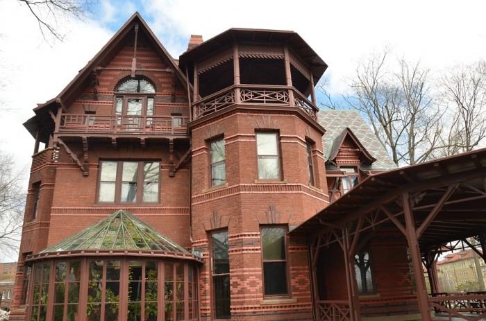 The Mark Twain Boyhood Home & Museum(マーク・トウェイン博物館)