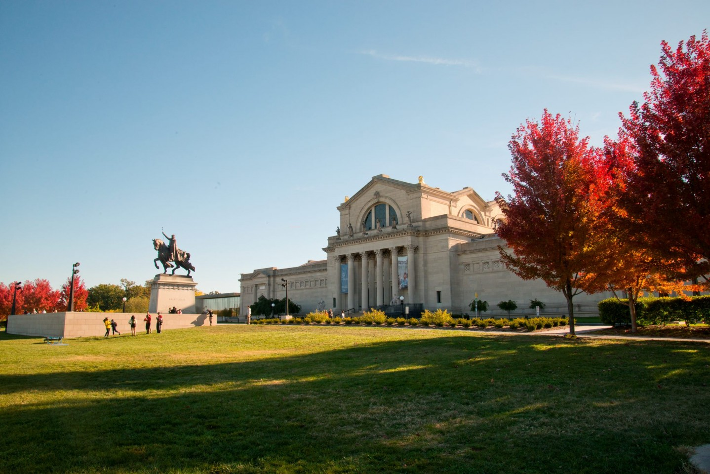 Saint Louis Art Museum(セントルイス美術館)