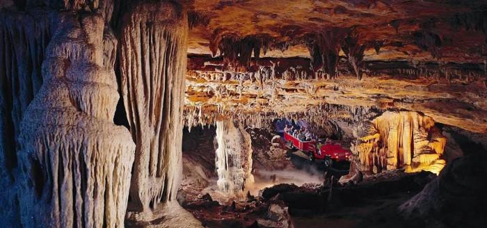 Fantastic Caverns(ファンスタティック・カバーンス)