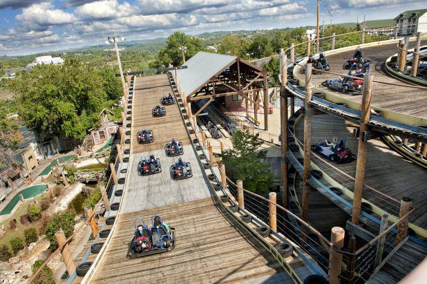 The Track Family Fun Parks Track4(ザ・トラック・ファミリー・ファン・パークス・トラック4)