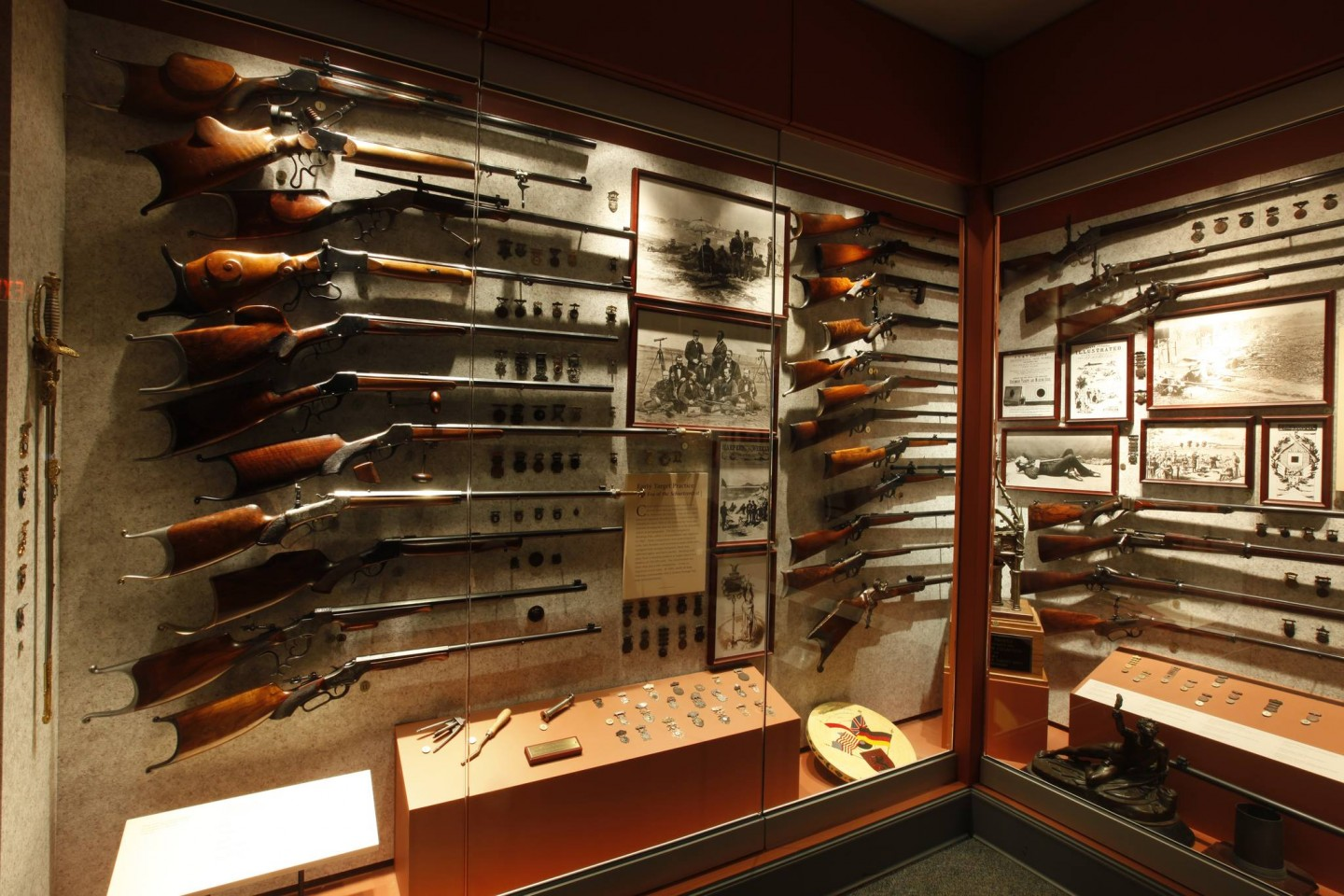 NRA National Sporting Arms Museum(NRA国立スポーツアームズミュージアム)