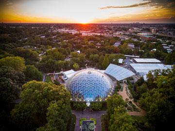 Missouri Botanical Garden(ミズーリ植物園)