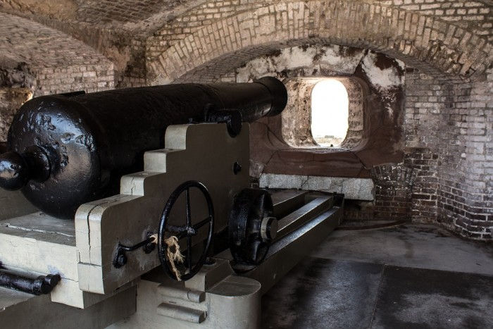 Fort Sumter National Monument(サムター要塞)