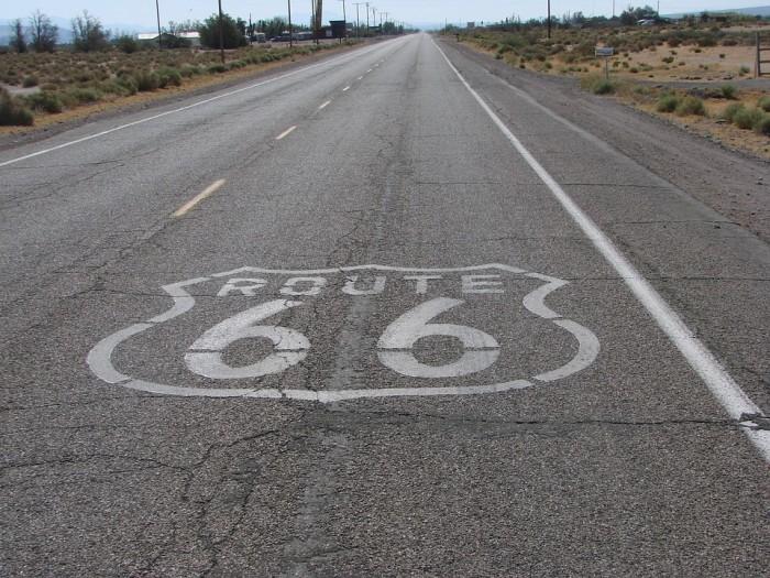 Route 66 Springfield(ルート66 スプリングフィールド)