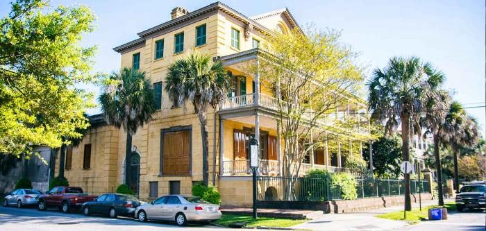 Aiken-Rhett House Museum(エイケンレットハウス)