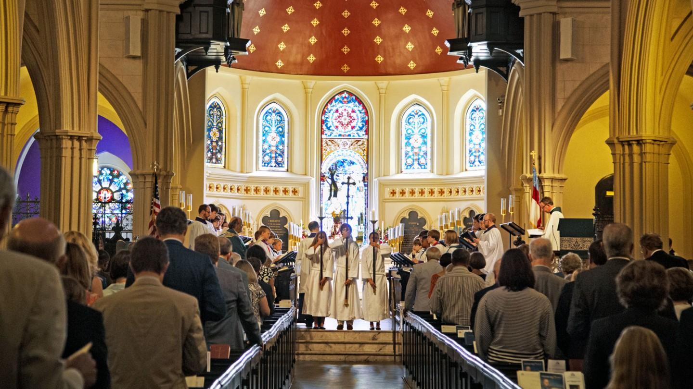 Trinity Episcopal Cathedral(トリニティ・イピスコパル大聖堂)
